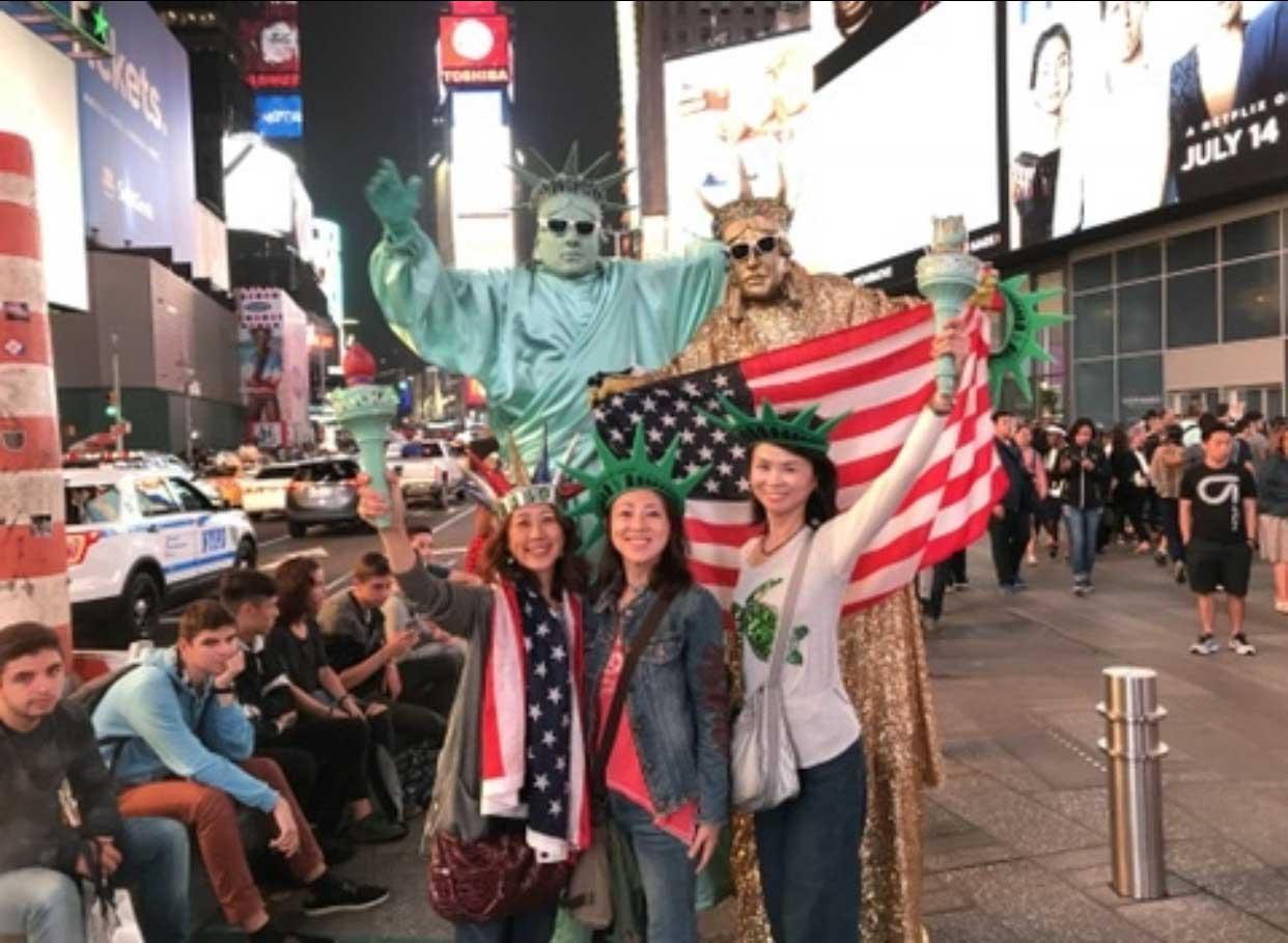 ニューヨークツアー